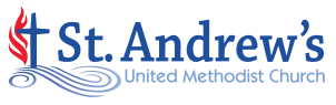 St. Andrew's United Methodist Church logo