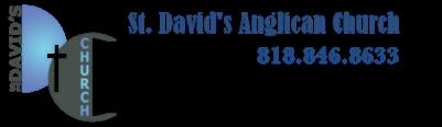 St. David's Anglican Church logo