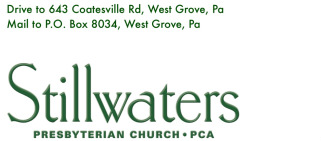 Stillwaters Presbyterian Church logo