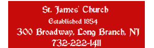 ST. JAMES' CHURCH logo