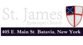 St. James Episcopal Church logo