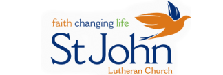St John Lutheran Church logo