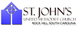 St. Johns UMC, Rock Hill logo