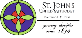 St. John's United Methodist logo