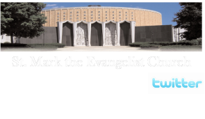 St Mark the Evangelist logo