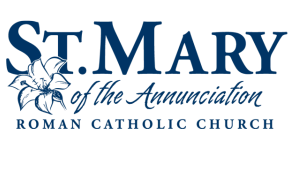 St Mary of the Annunciation Parish and School logo
