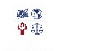 StoneGate Christian Academy logo