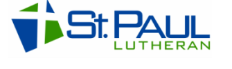St. Paul Lutheran Church logo