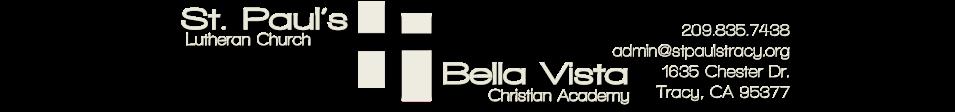 St. Paul's Lutheran Church logo