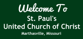 St. Paul's United Church of Christ logo