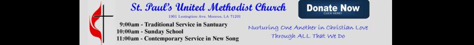 St. Paul's United Methodist Church logo