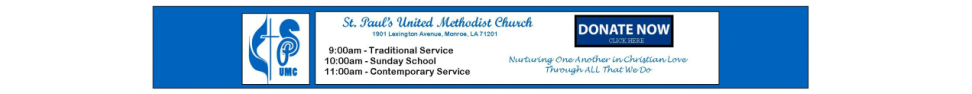St. Paul's United Methodist Church logo