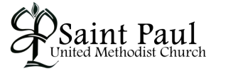 St Paul United Methodist Church Columbus GA logo
