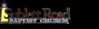 Sublett Road Baptist Church logo