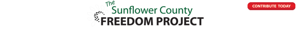 Sunflower County Freedom Project logo
