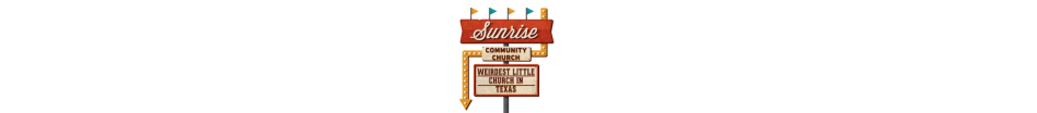 Sunrise Community Church logo