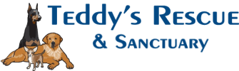 Teddy's Rescue & Sanctuary logo