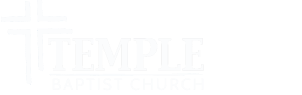 Temple Baptist Church logo