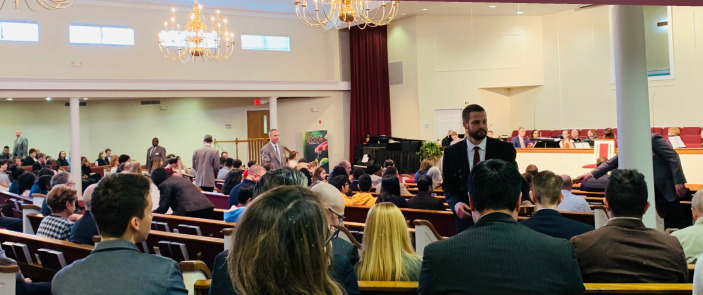 Temple Baptist Church / Welcome / Welcome