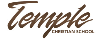 Temple Christian School logo