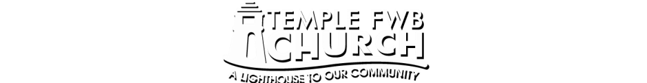 Temple FWB Church logo