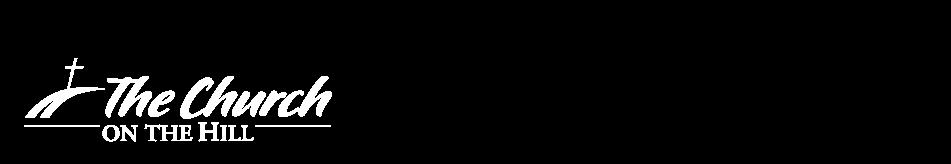 The Church On the Hill logo