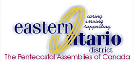 The Eastern Ontario District of the PAOC logo