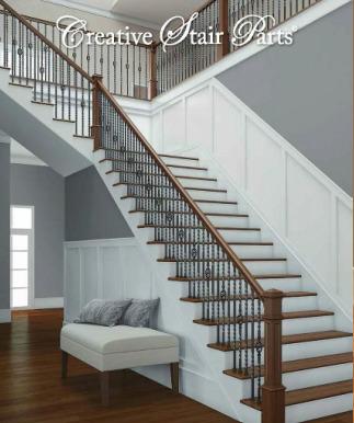 Creative Stair Parts