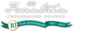 The Fountain Foursquare Church logo