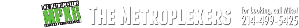 The Metroplexers logo