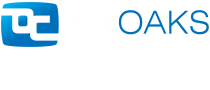 The Oaks Baptist Church logo