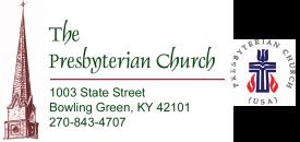 The Presbyterian Church of Bowling Green,  KY logo