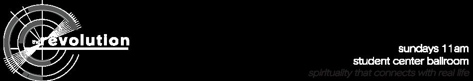 THE REVOLUTION logo