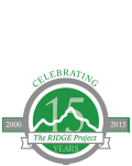 The Ridge Project logo