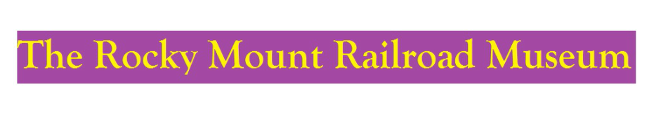 The Rocky Mount Railroad Museum logo