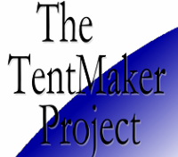 The TentMaker Project logo