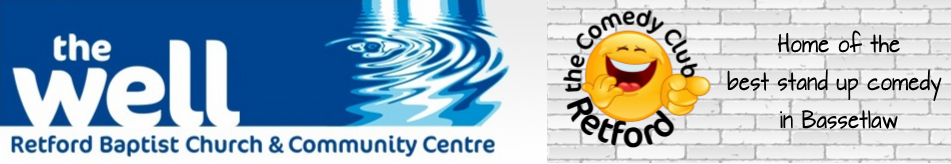 The Well  Retford Baptist Church and Community Centre logo