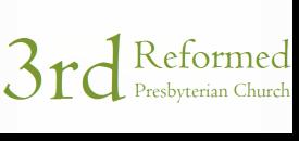 Third Reformed Presbyterian Church logo