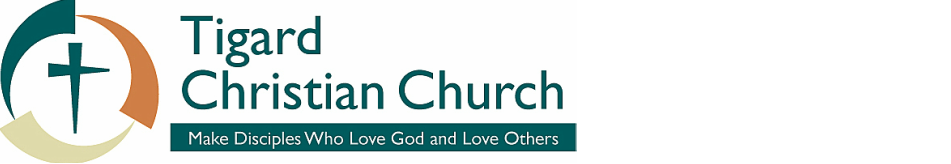Tigard Christian Church logo