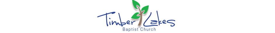 Timber Lakes Baptist Church logo