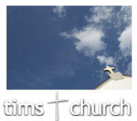 Tims Church in Lutz, Florida logo