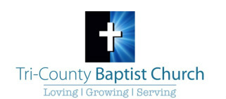 Tri-County Baptist Church logo