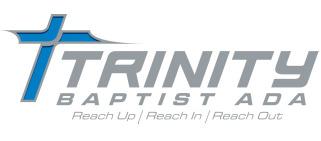 Trinity Baptist Church Ada, OK logo