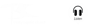 Trinity Baptist Church of Abilene, TX logo