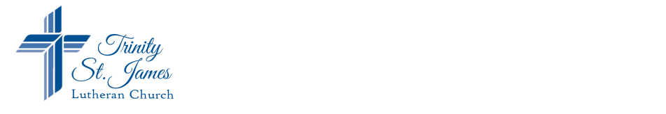Trinity-St James Lutheran Church logo