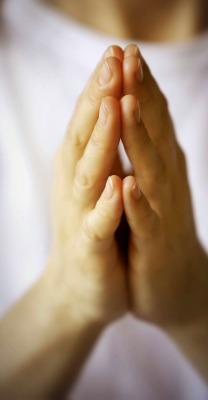 Praying it forward