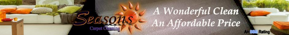 Seasons Carpet A Good Name Cleaning Co logo