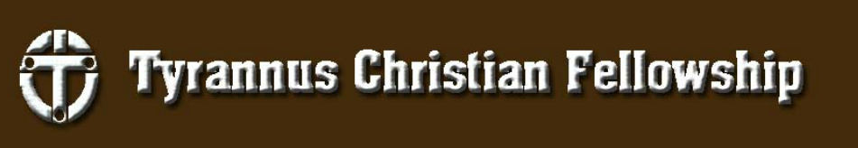 Tyrannus Christian Fellowship logo