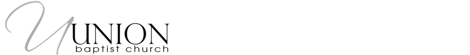 Union Baptist Church logo