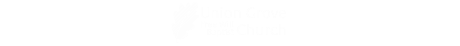 Union Grove Free Will Baptist Church ~ Atkins AR logo
